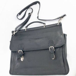 Kenneth Cole New York Mens Satchel Messenger Bag
